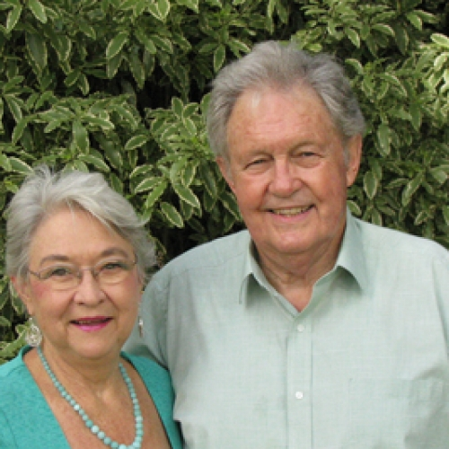 Graham and Carol Houghton