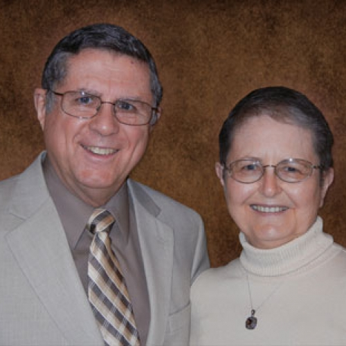 Don and Peggy Saum