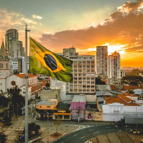 Ministry and Outreach Apprentice - Brazil